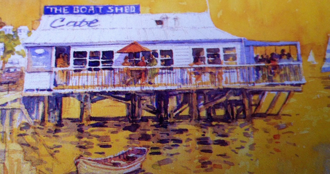 The Boat Shed Cafe (© Sara Chardin)