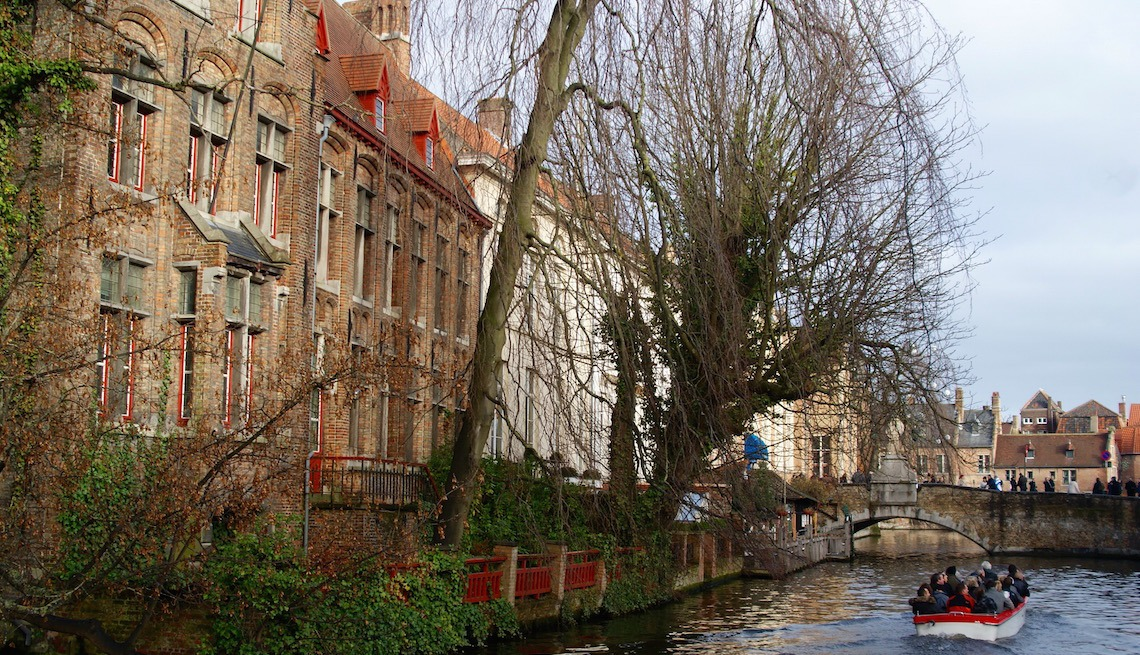 Bruges, Top 5 Christmas Markets in Europe