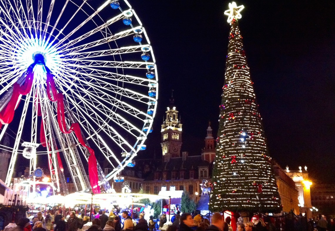 Lille, Top 5 Christmas Markets in Europe