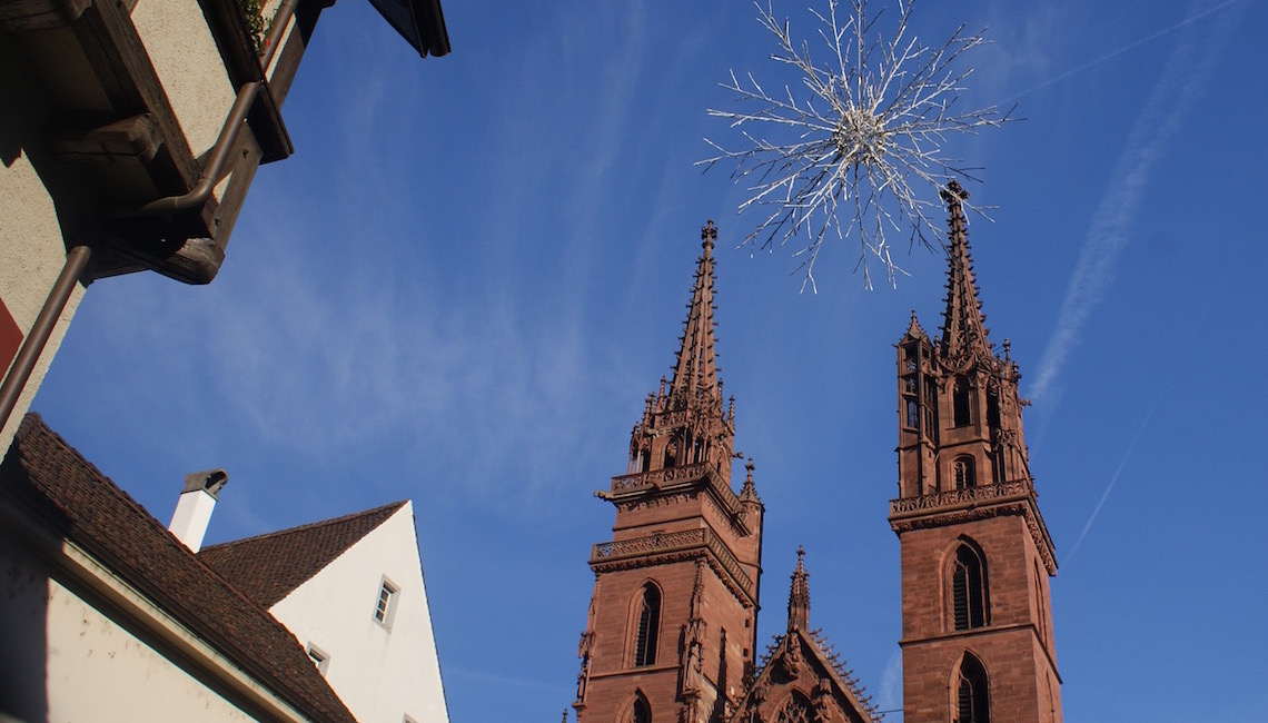Munsterplatz in Basel, Top 5 Christmas Markets in Europe