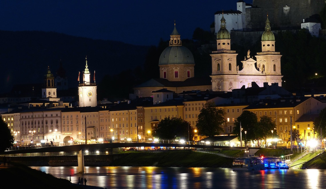 Salzburg, Top 5 Christmas Markets in Europe