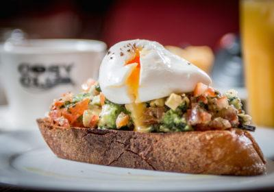The Cosy Club, breakfast Cheltenham Race Week