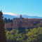 View of the Alhambra from the Mirador