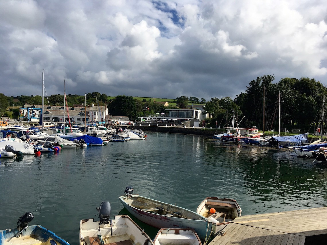Cafe Mylor at Mylor Yacht Harbour