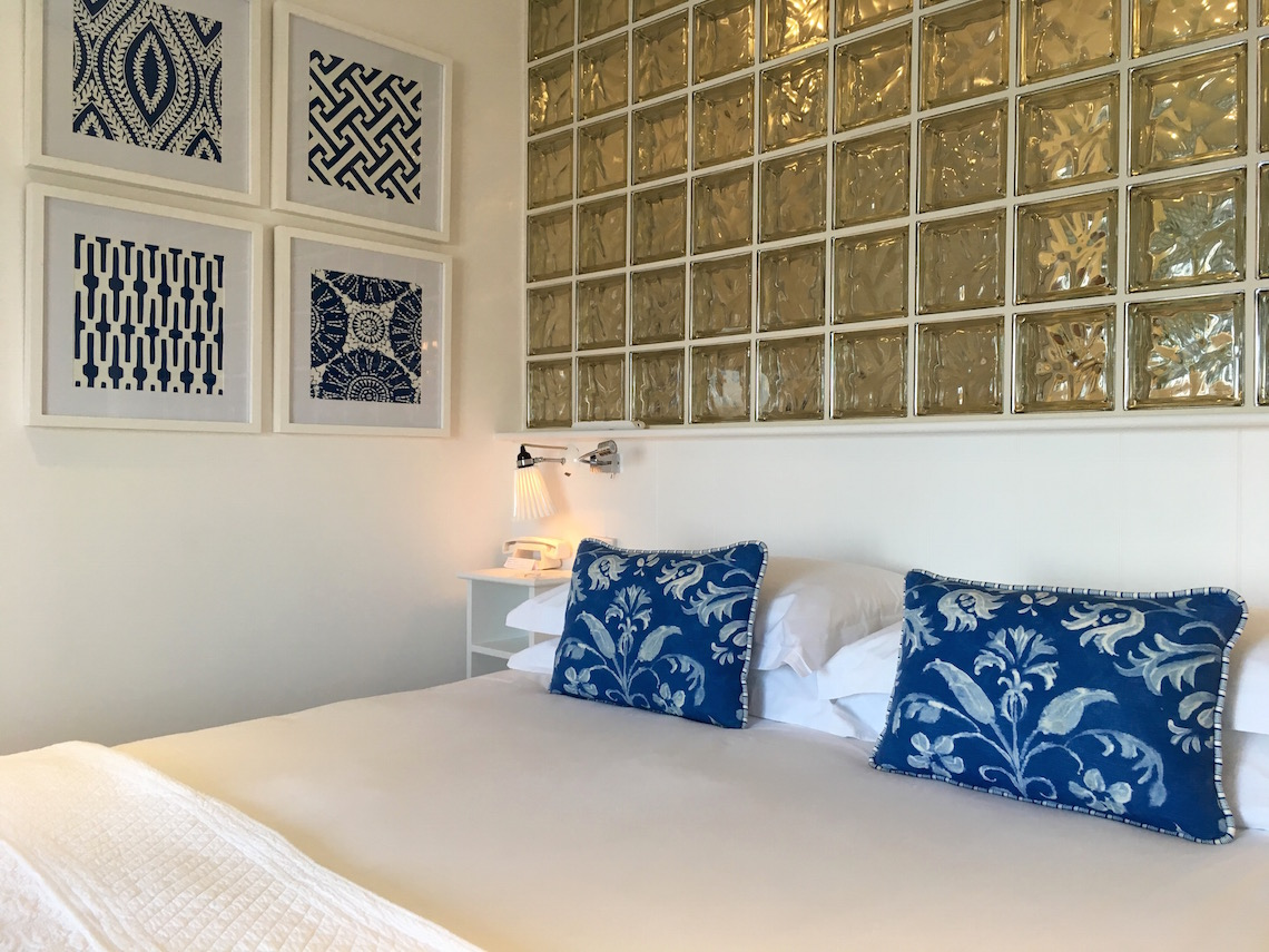 Room 4 at Trevose Harbour House