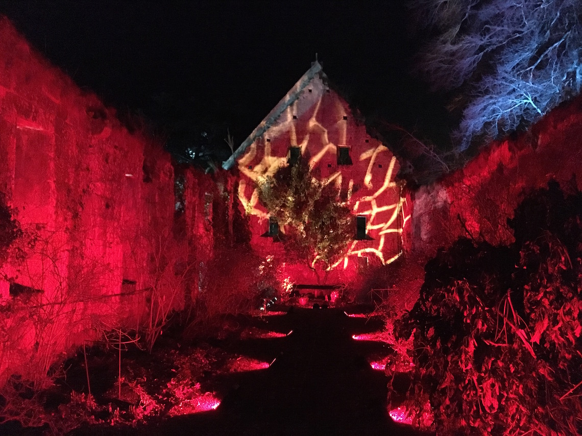 Tithe Barn at Sudeley Castle, Spectacle of Light